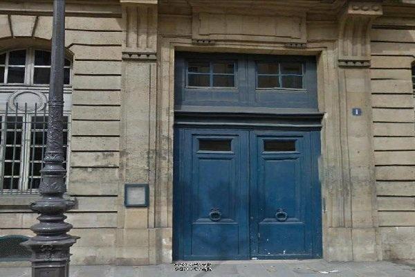 no 1 rue Royale