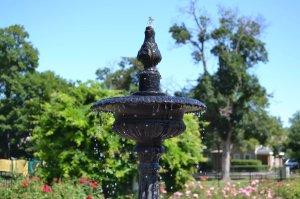 Fountain Montebello Park