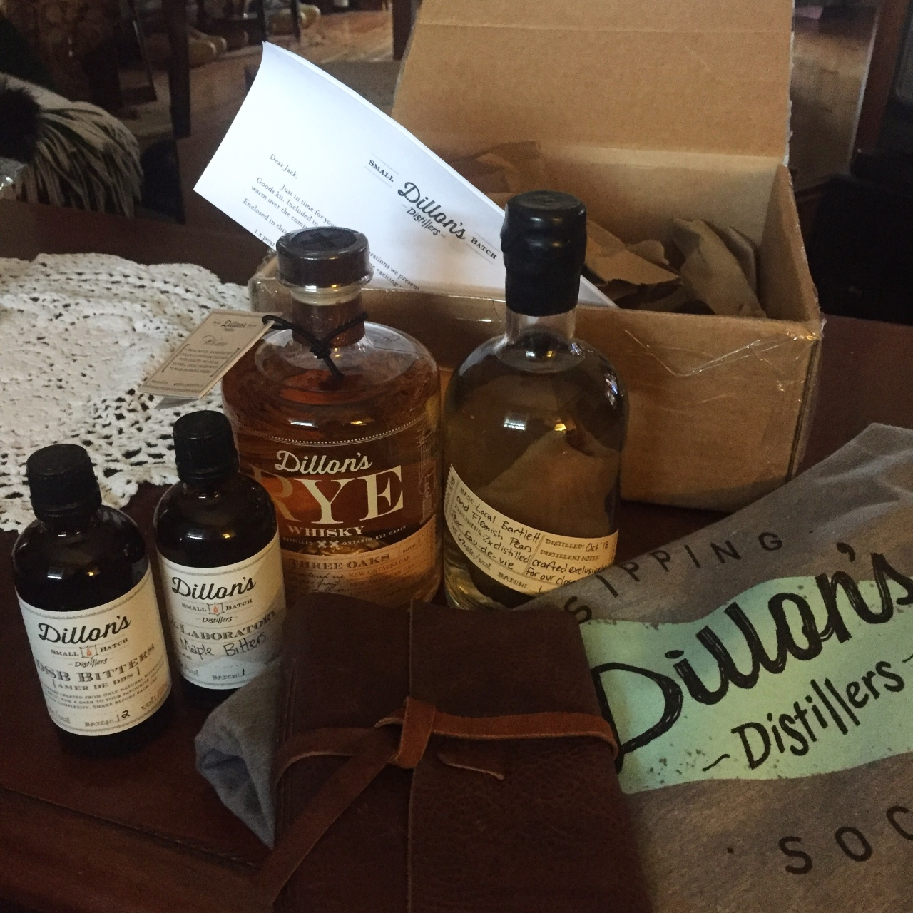 Dillon's Small Batch Distillers – The Sipping Society